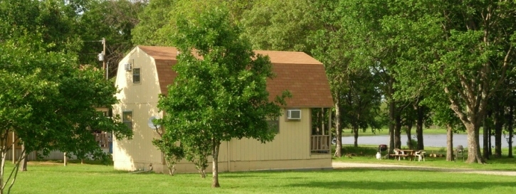 Our cabins are clean and quiet for you and your group or family to enjoy